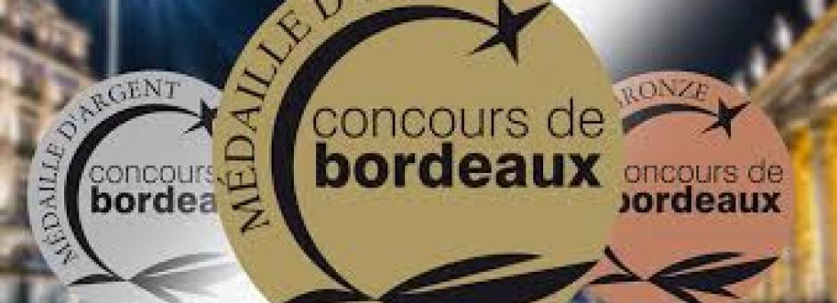 Concours de Bordeaux Vins d'Aquitaine : 24 avril 2021