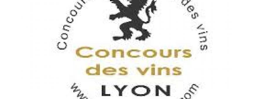 Palmarès des vins Concours de Lyon 2020