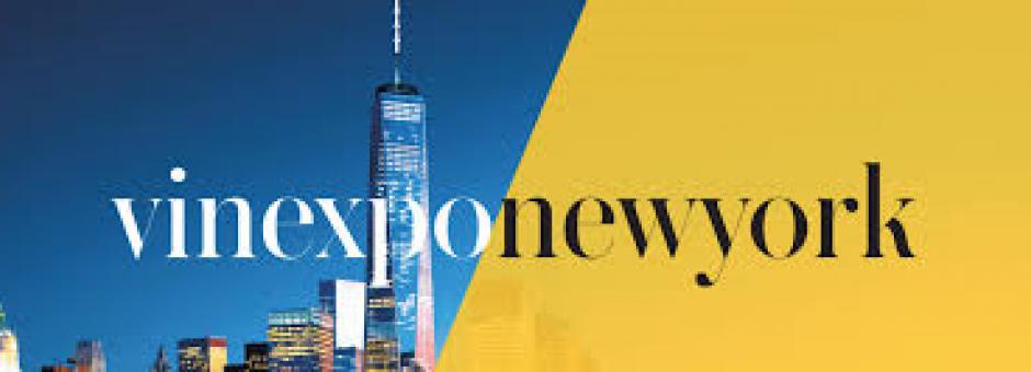 Vinexpo New-York, les 3 et 4 février 2021