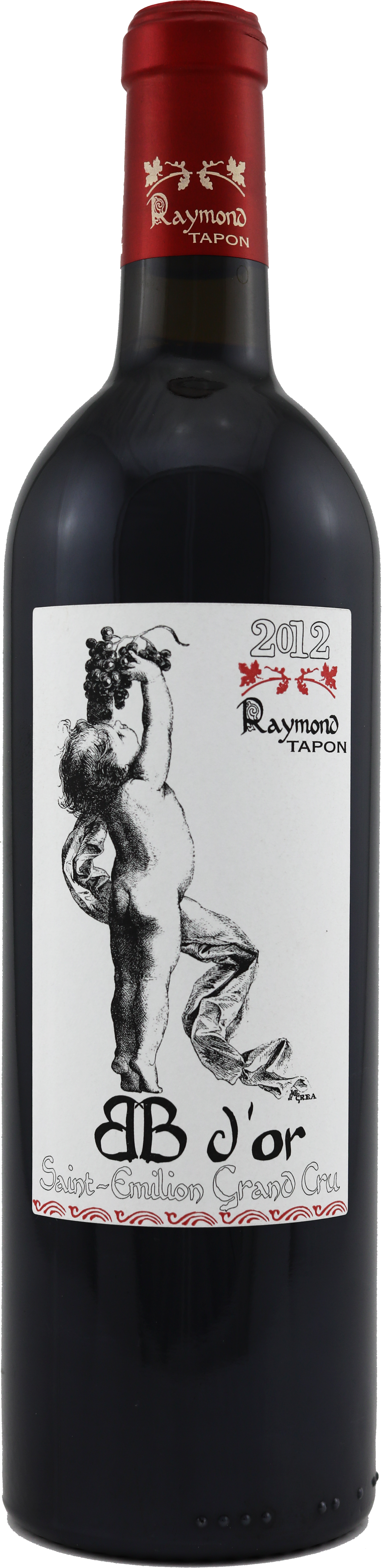 CHATEAU RAYMOND TAPON cuvée BB D'OR