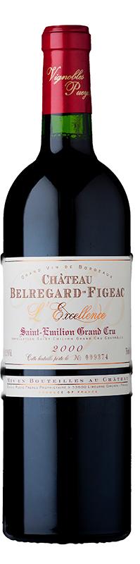 Château Belregard Figeac l'Excellence