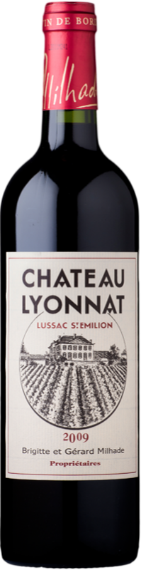 ch teau lyonnat wines of saint emilion