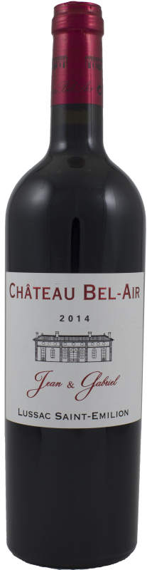Château Bel Air  Jean & Gabriel