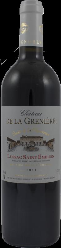 Château de la Grenière Cuvée de la Chartreuse