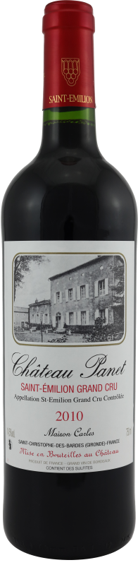Château Panet   Wines of Saint-Emilion